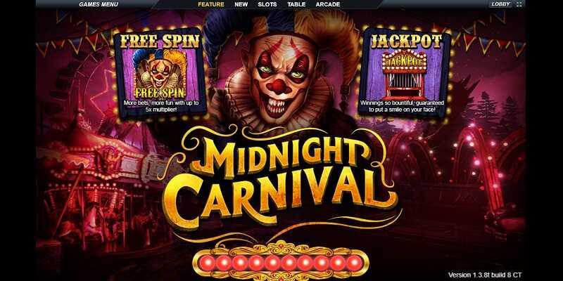 Live22 : Midnight Carnival
