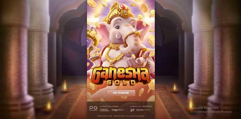 รีวิวเกมสล็อตออนไลน์ Ganesha Gold pg slot เกมสล็อต พระพิฆเนศเทพเจ้าแห่งความสำเร็จ