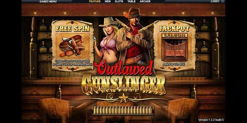 Live22 : Outlawed Gunslinger