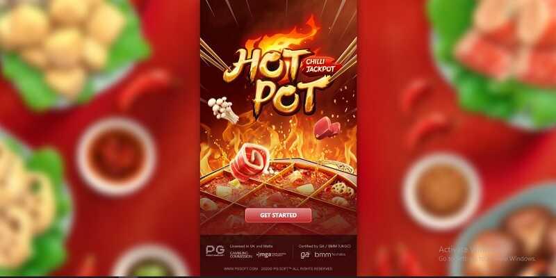 เกมสล็อตออนไลน์ Hotpot