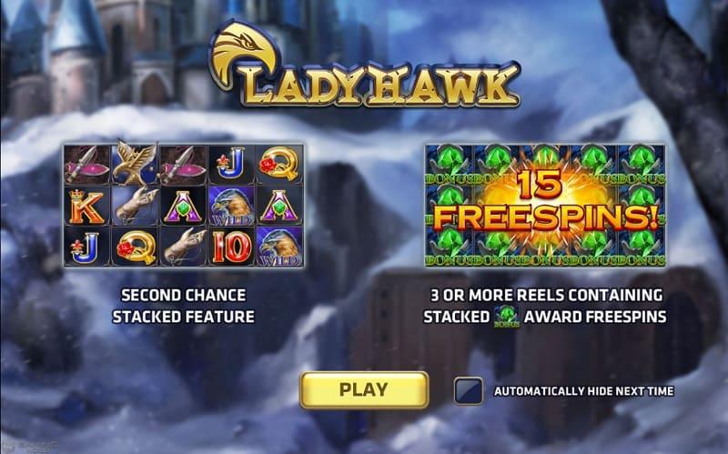 ladyhawk joker slot