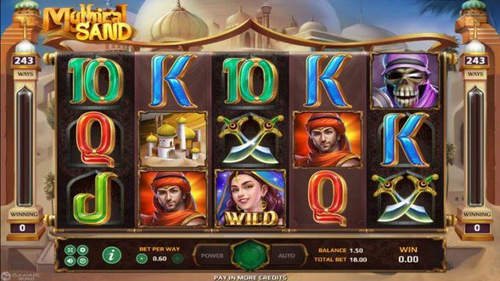 slot arabic games