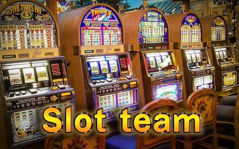 slot team