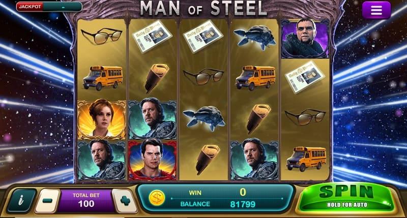 Man of steel Epicwin