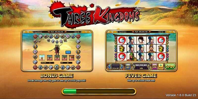 Live22 : Three Kingdoms