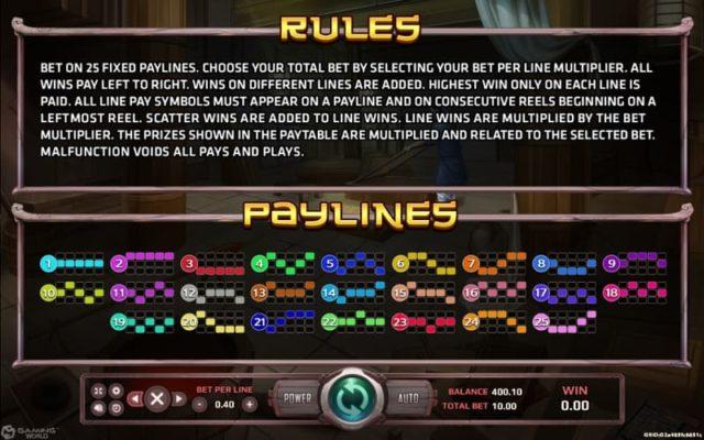 4 invention payline jokergaming