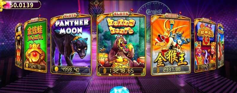 รีวิวเกมสล็อตออนไลน์ Bonus bears