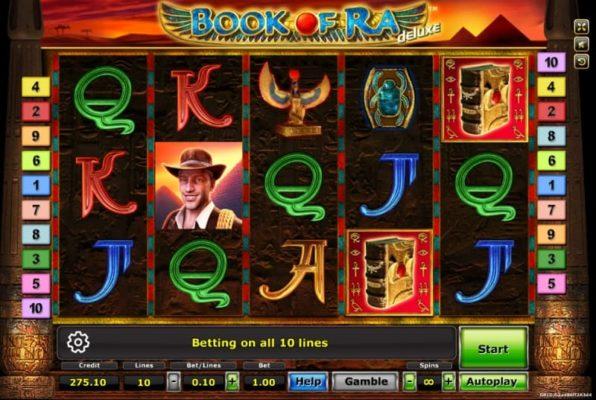 book of ra slot สล็อตโจ๊กเกอร์