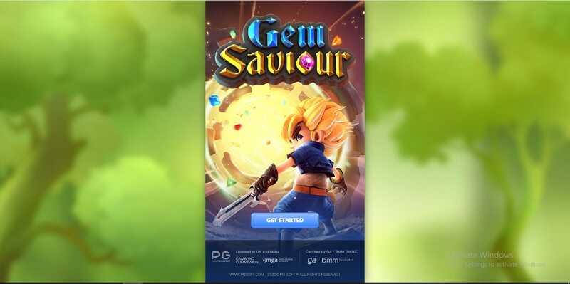 รีวิวเกมสล็อต Gem saviour slot