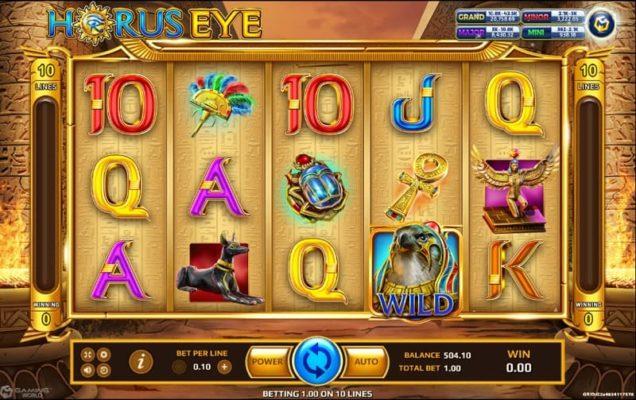 horus eye slot joker123