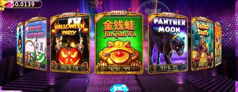 รีวิวเกมสล็อตออนไลน์ jin qian wa pussy888
