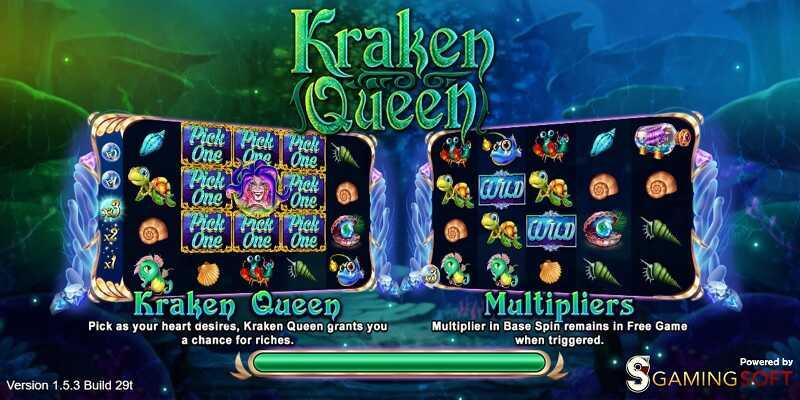 Live22 : Kraken Queen