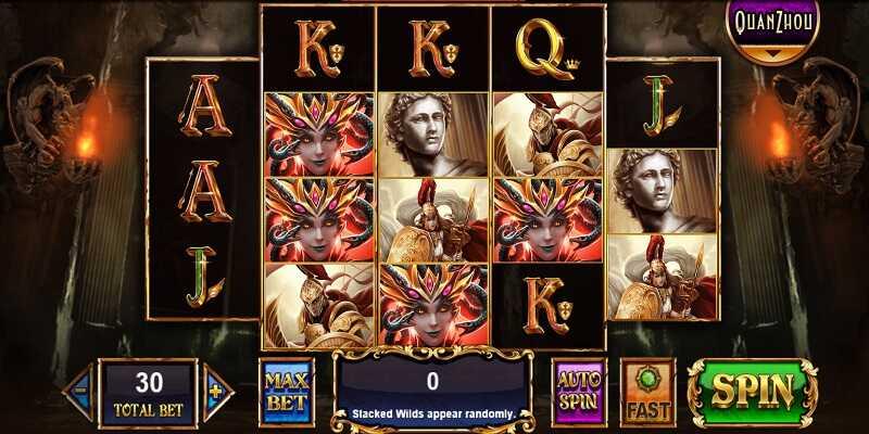 Medusa's Quest Live22