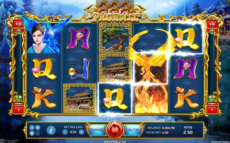 slot china fire bird