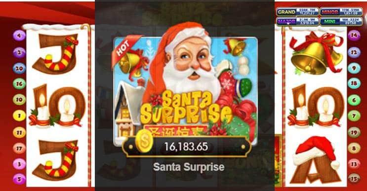 santaclaus slot games