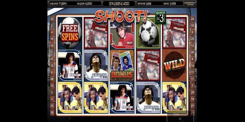 Live22 : Shoot