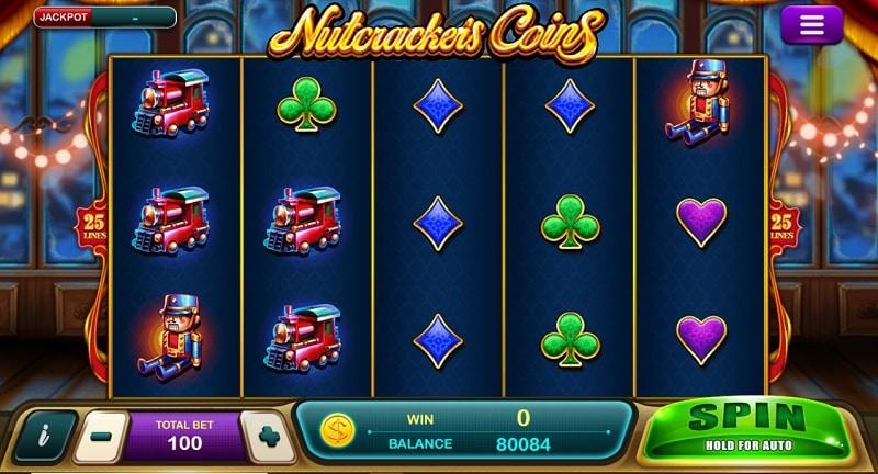 Epicwin Nutcrackeis Coins