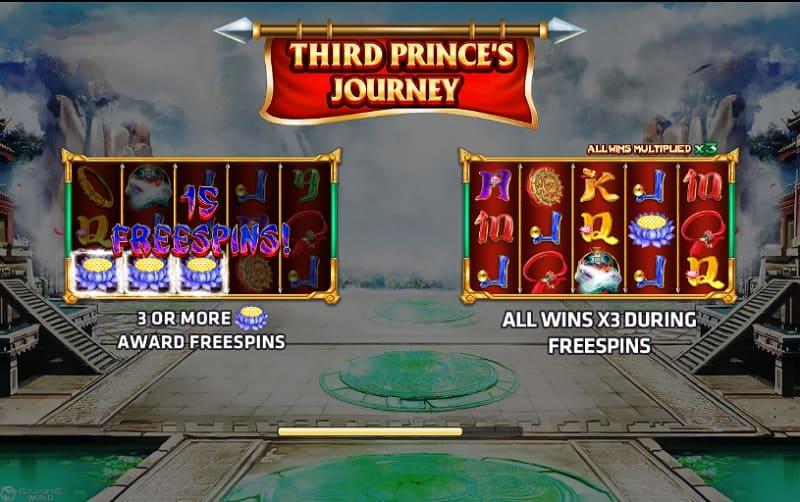 third prince joker 123