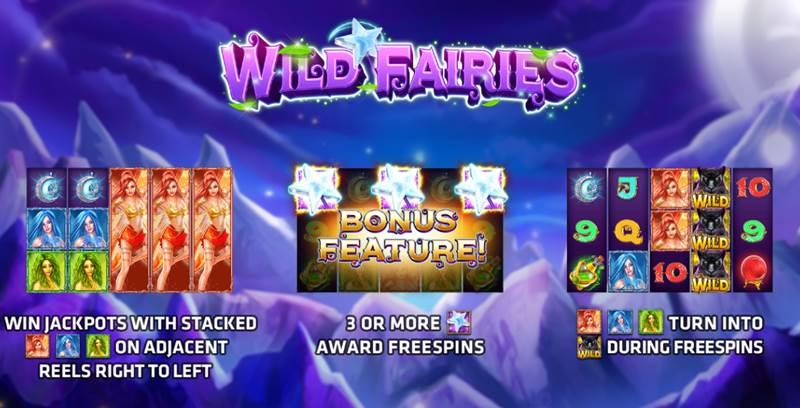 wildfairies slotgame