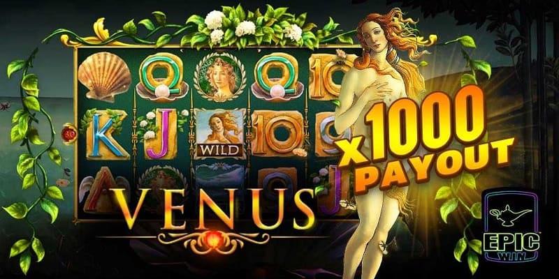 Venus epicwin ใน slot team