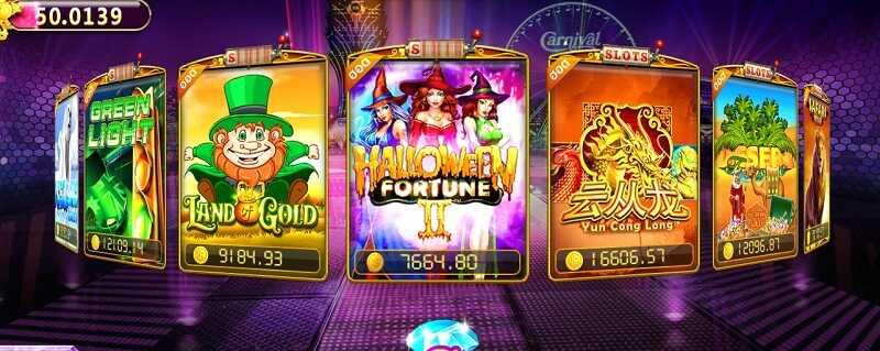 รีวิวเกมสล็อตออนไลน์ Halloween fortune pussy888