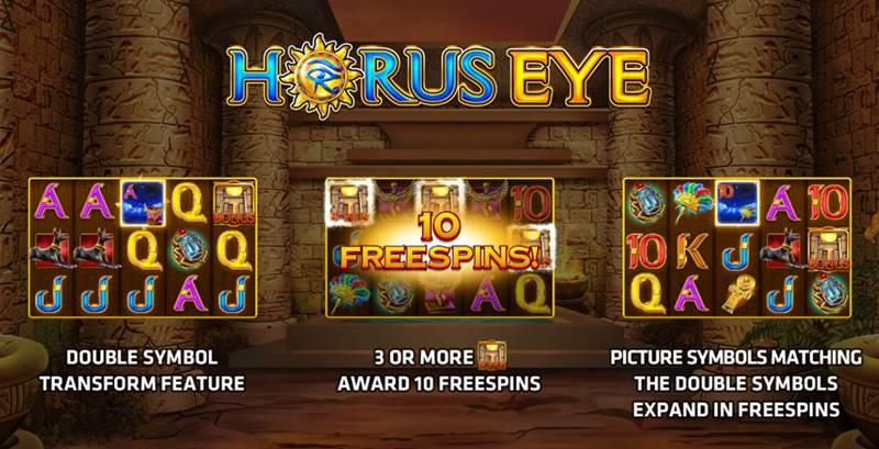 horrus slot games