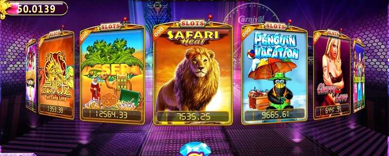 รีวิวเกมสล็อตออนไลน์ safari heat pussy888