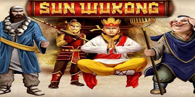 918kiss Sun Wukong