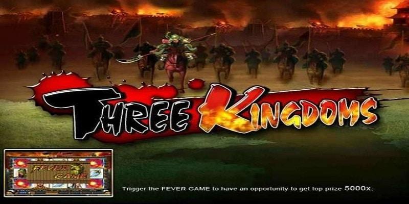 918Kiss Three Kingdoms