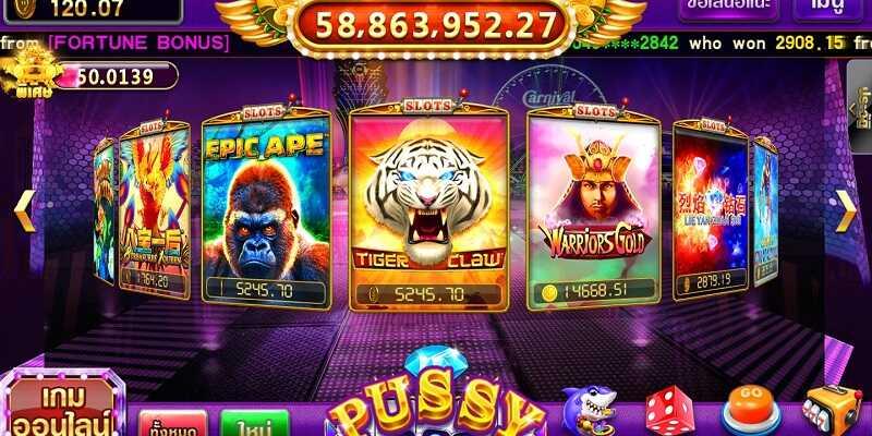 รีวิวเกมสล็อตออนไลน์ tiger claw slot