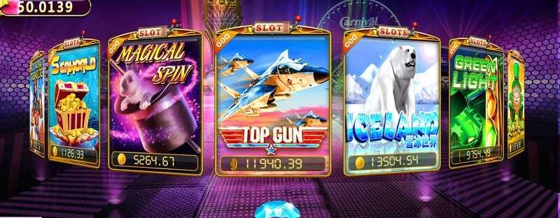 รีวิวเกมสล็อตออนไลน์ top gun slot