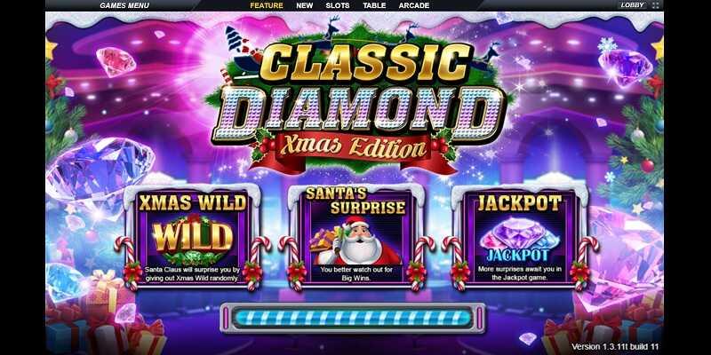 Classic Diamond Xmas Edition Live22