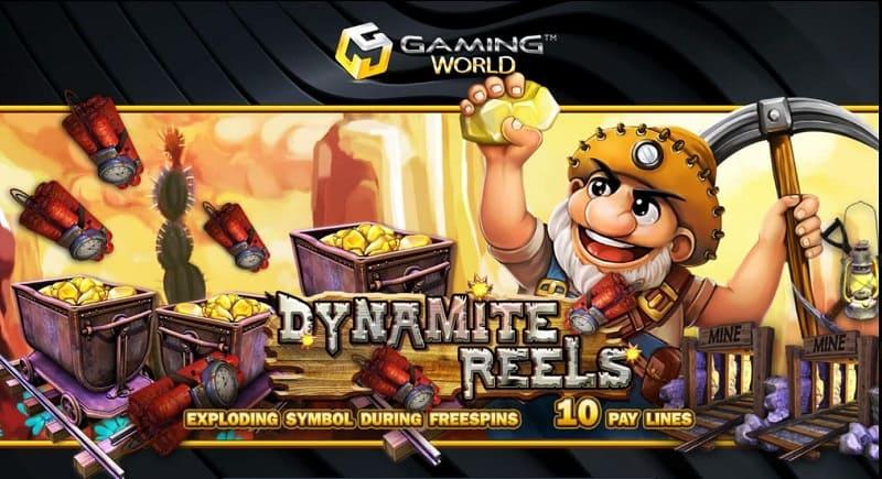 dynamite reelsposter joker gaming