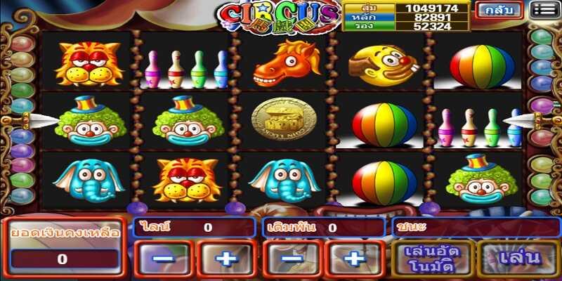 918kiss Slot Circus