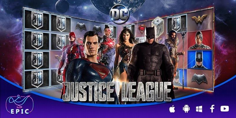 Justice league Epicwin ใน slot team
