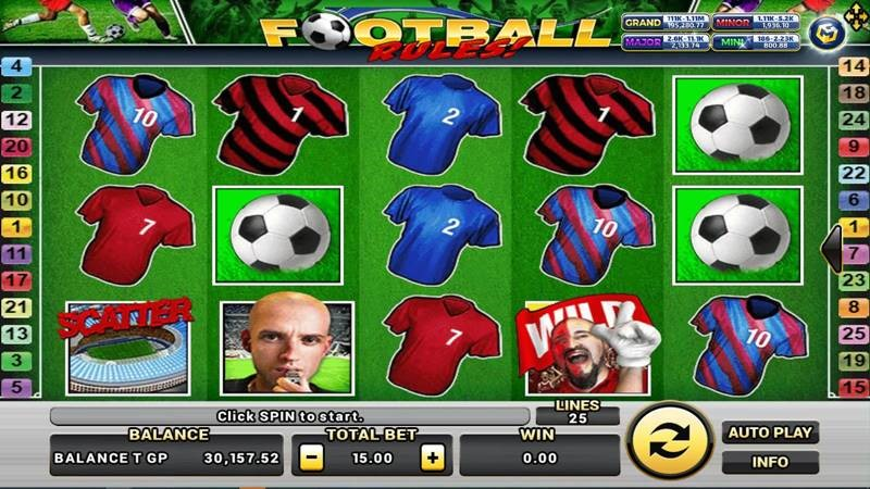 footballrules slot