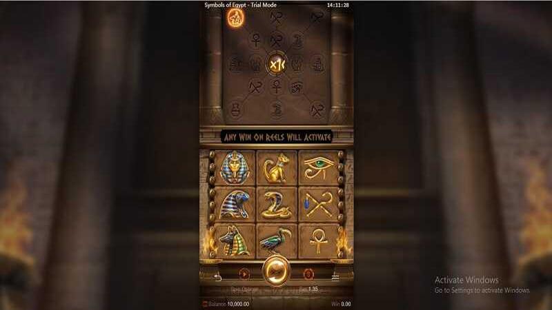 slot online Symbols of Egypt