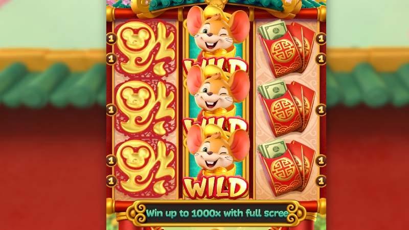 แนะนำเกม Fortune Mouse pgslot