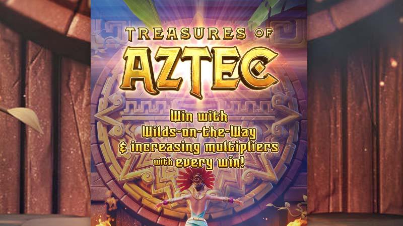 รีวิวเกม Treasures of Aztec