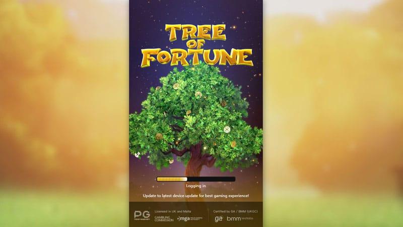 Tree Of Fortune slot.team
