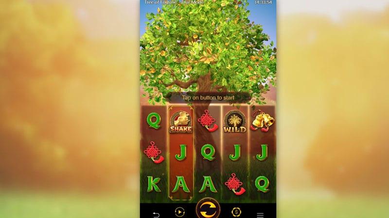 Tree Of Fortune เกมสล็อต