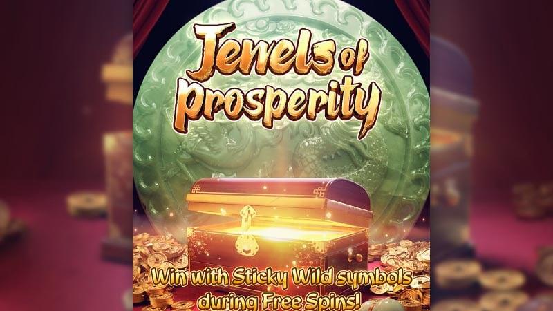 Jewels of Prosperity slot